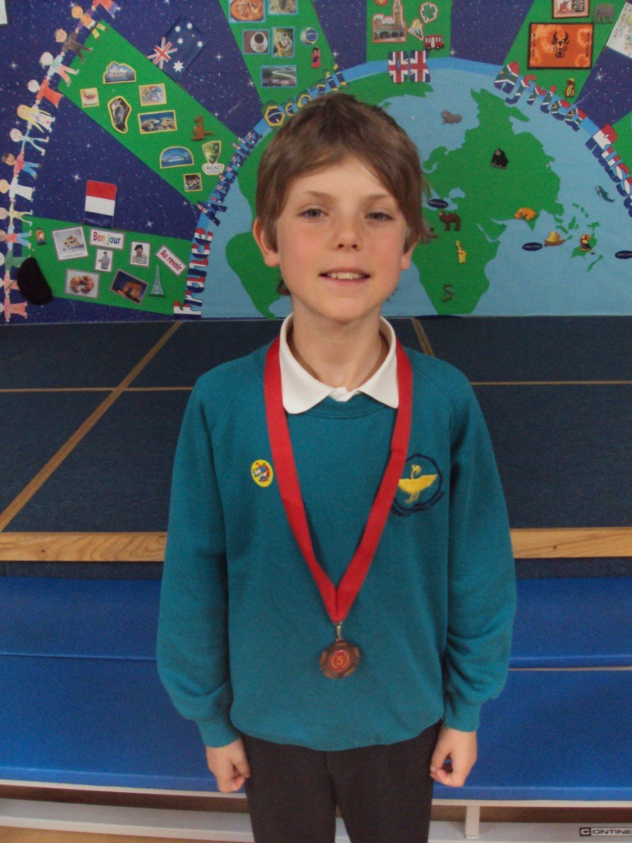 Congratulations to Luke who came 5th in a recent Biathlon held in Driffield.  This qualifies him for the finals.  Well done Luke