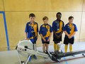 Year 5 Boys  Rowing District Champions