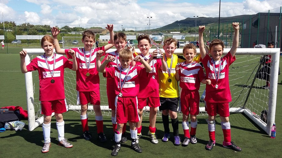 July 2016 Winners Richard Mason Memorial Cup