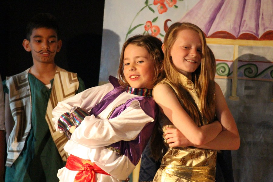 Aladdin Photos can be viewed HERE