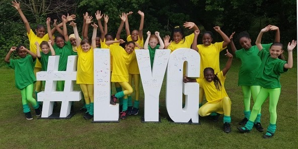 Latest News - Youth Games (BHP dancers)