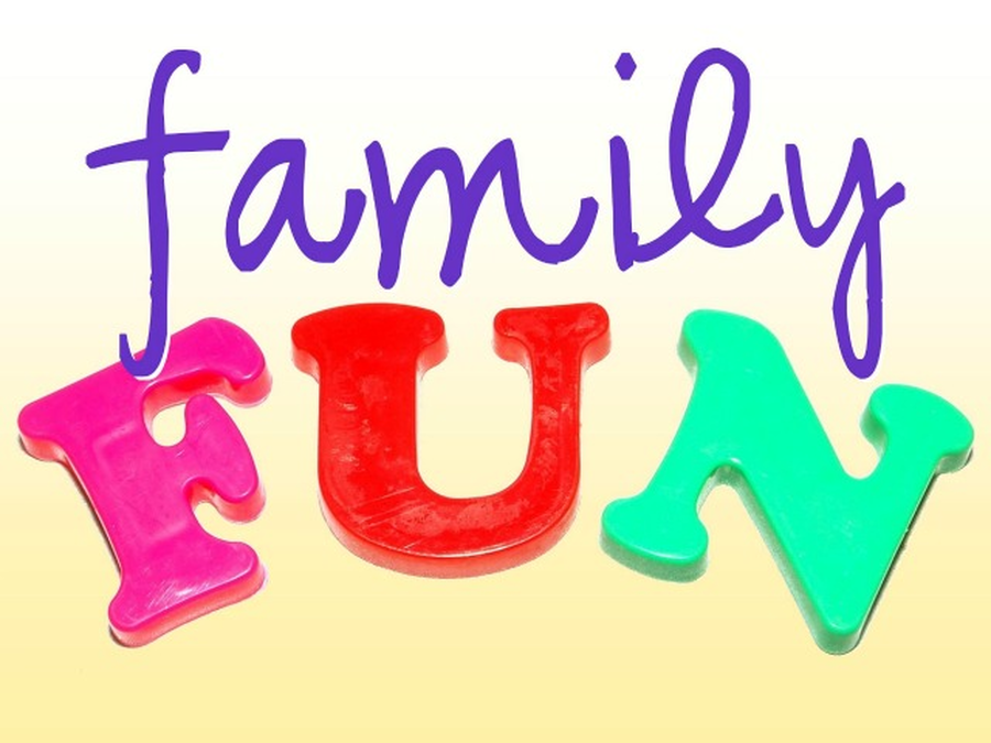 Family Fun for the Summer Holidays