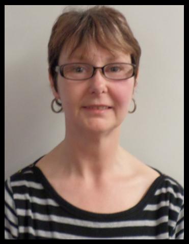 Joan Comerford - Lunchtime Organiser