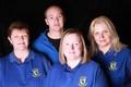 <p>Miss E Wilson, Mr R Dickson, Mrs J Harron & Mrs D Marek - School Cleaning Team</p>