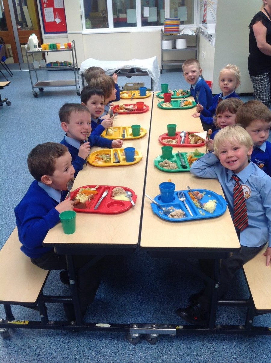 WELCOME TO OUR NEW RECEPTION CHILDREN