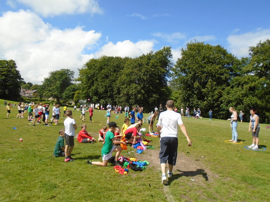 Sports Day July 2016