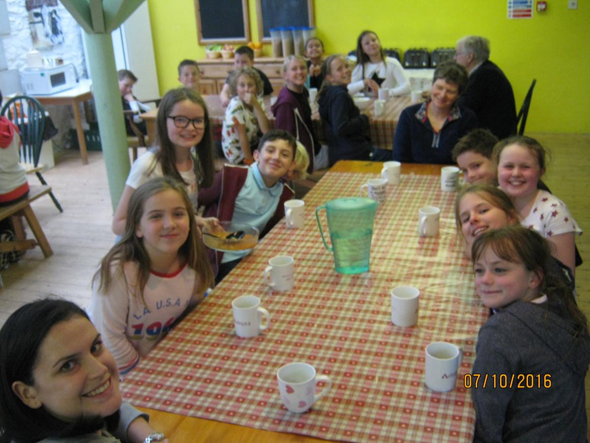 St George And St Teresa Catholic Primary School Treginnis October 2016 Year 6