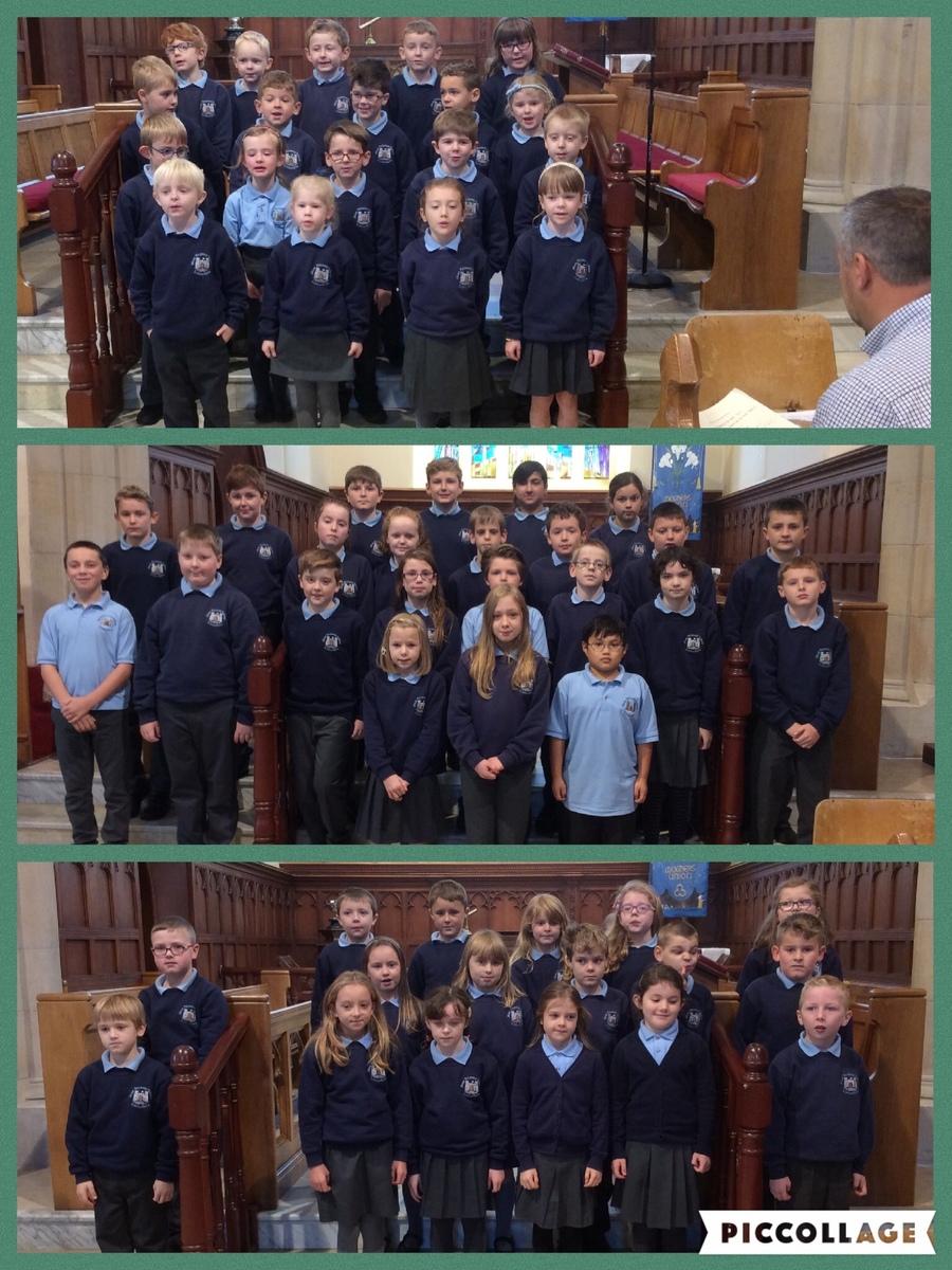 Moat Primary School - Harvest 2016