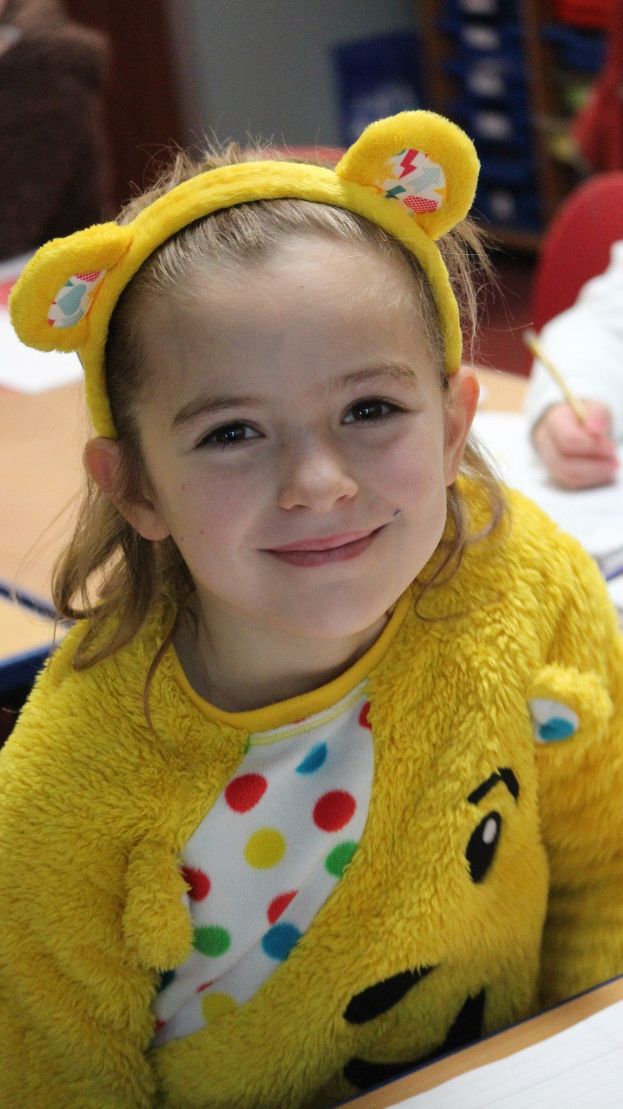 Click here to see some pictures of our Pudsey heroes!