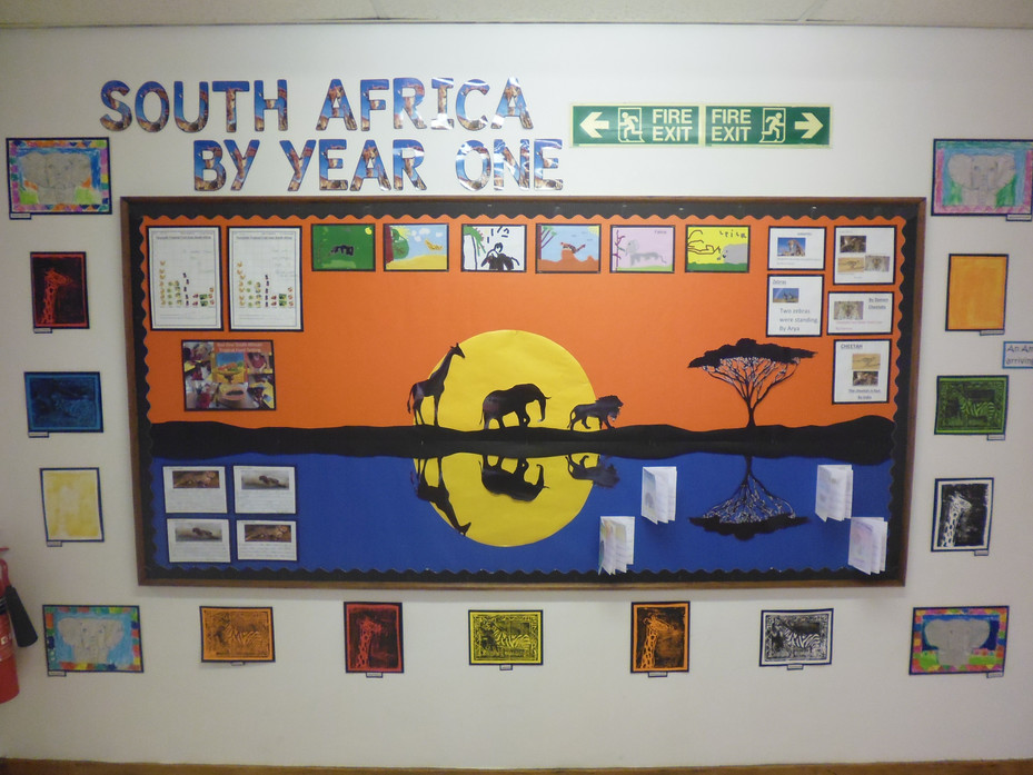Classroom Decor South Africa ~ St wilfrid s rc primary school international displays