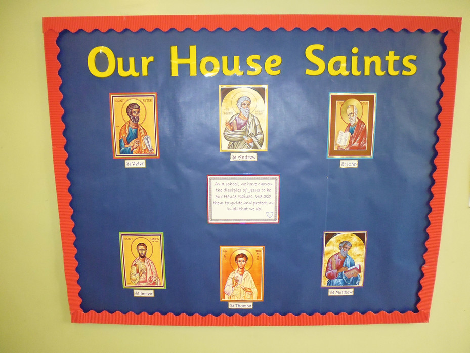 Our House Saints