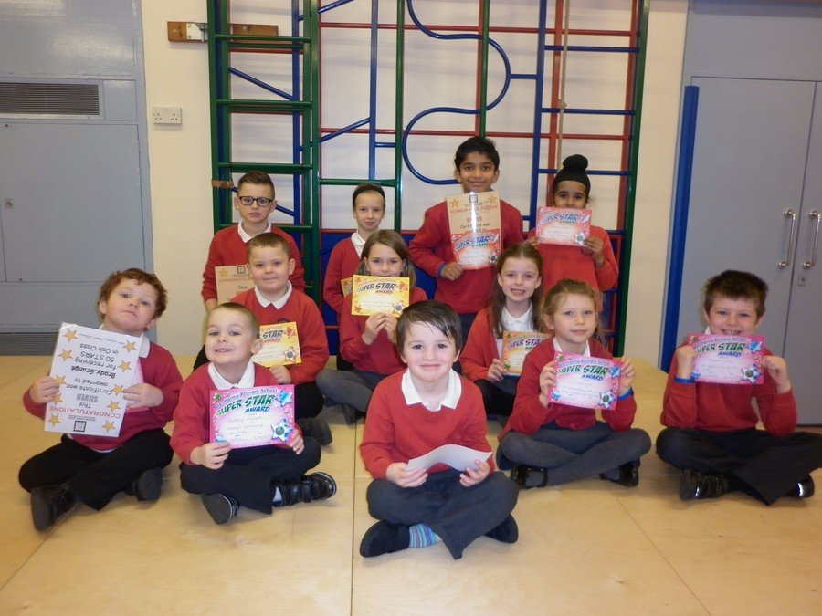 Stars of the Week - w/e 2nd December