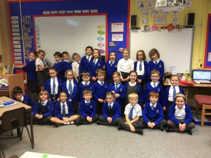 Image of Class 3S Dec 2016