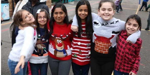Latest News - Christmas jumper day!