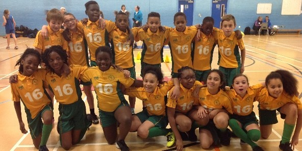 Latest News - Sportshall Athletics Competition