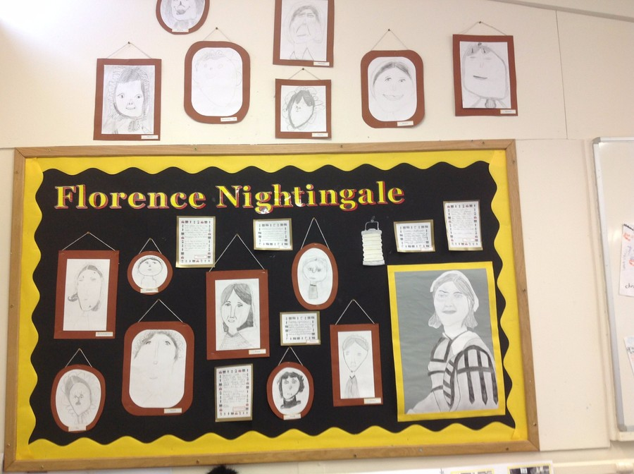 florence nightingale classroom resources library - photo#16