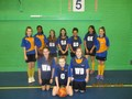 Year 7            Netball District Indoor Champions