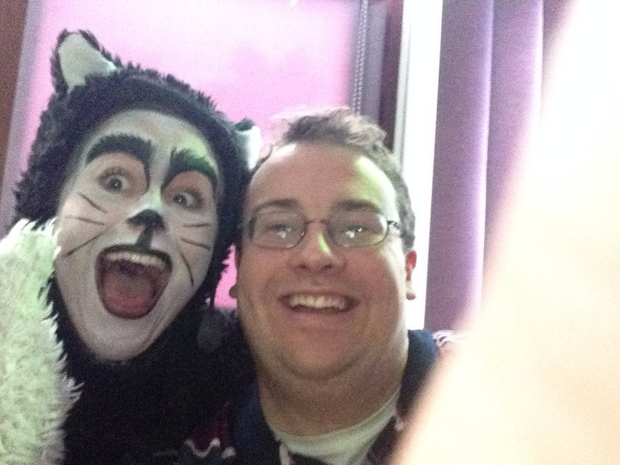 Click the selfie to be taken to the Pantomime page