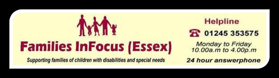 Families In Focus Essex Website