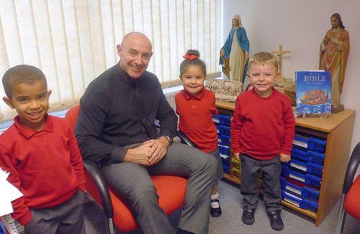 St Wilfrid's RC Primary Hulme