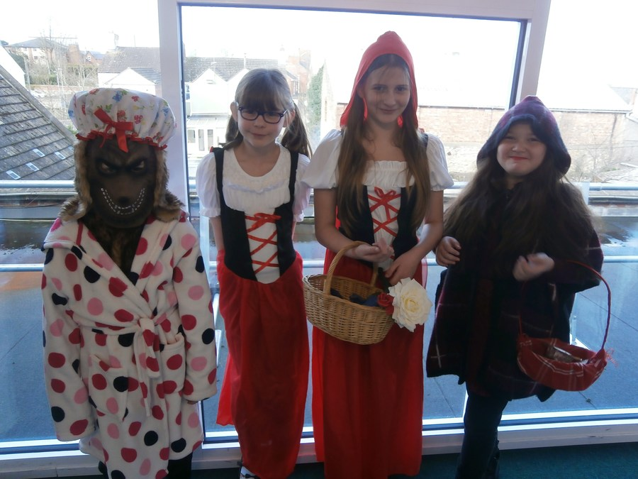 World Book Day Traditional Tales