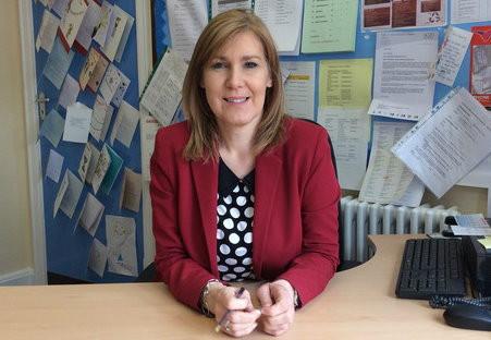 Principal Ashleigh Galway