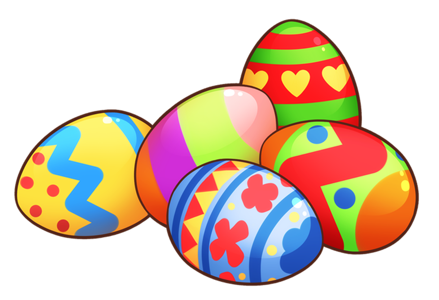 PLEASE CLICK ON THE EGGS FOR MORE DETAILS