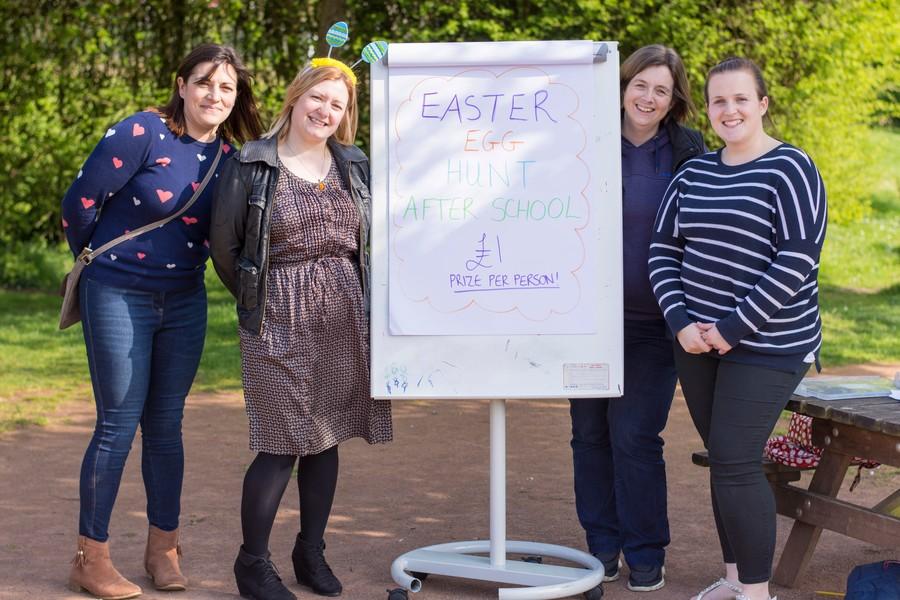 PTA Easter Egg Hunt