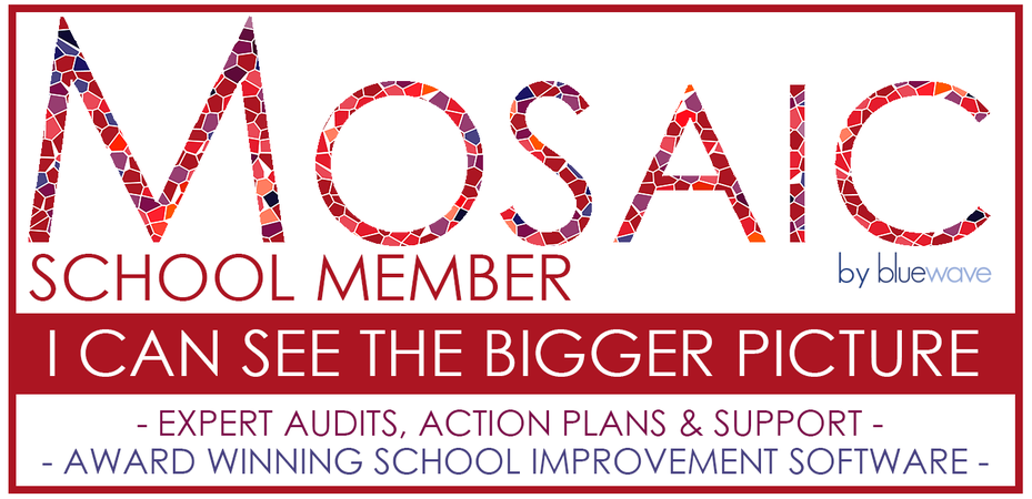 """Award Winning School Improvement Software. Build your picture of school improvement with Mosaic by Bluewave."""