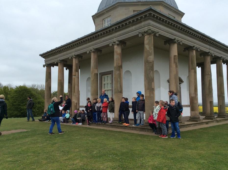 Year 3 Visit Hardwick Park
