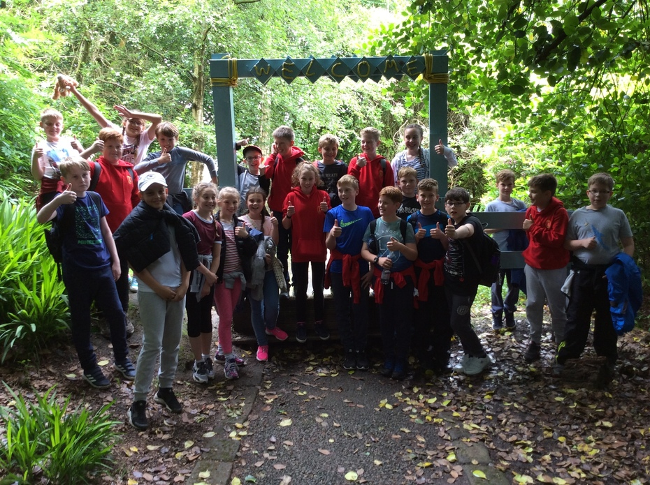 Year 6 Visit Robinwood