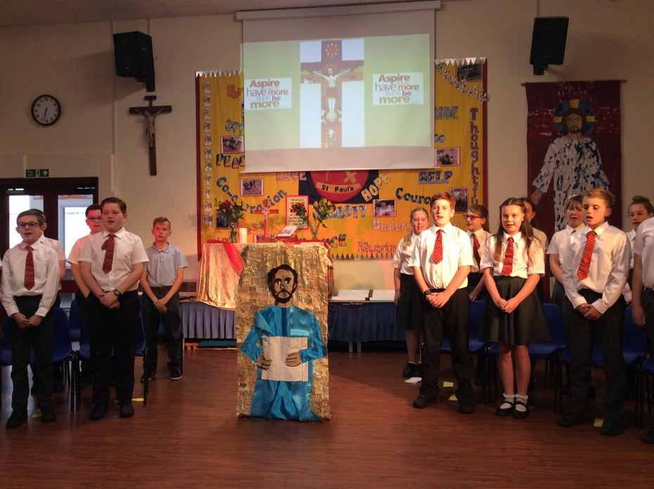 Year 6 Leaver's Liturgy