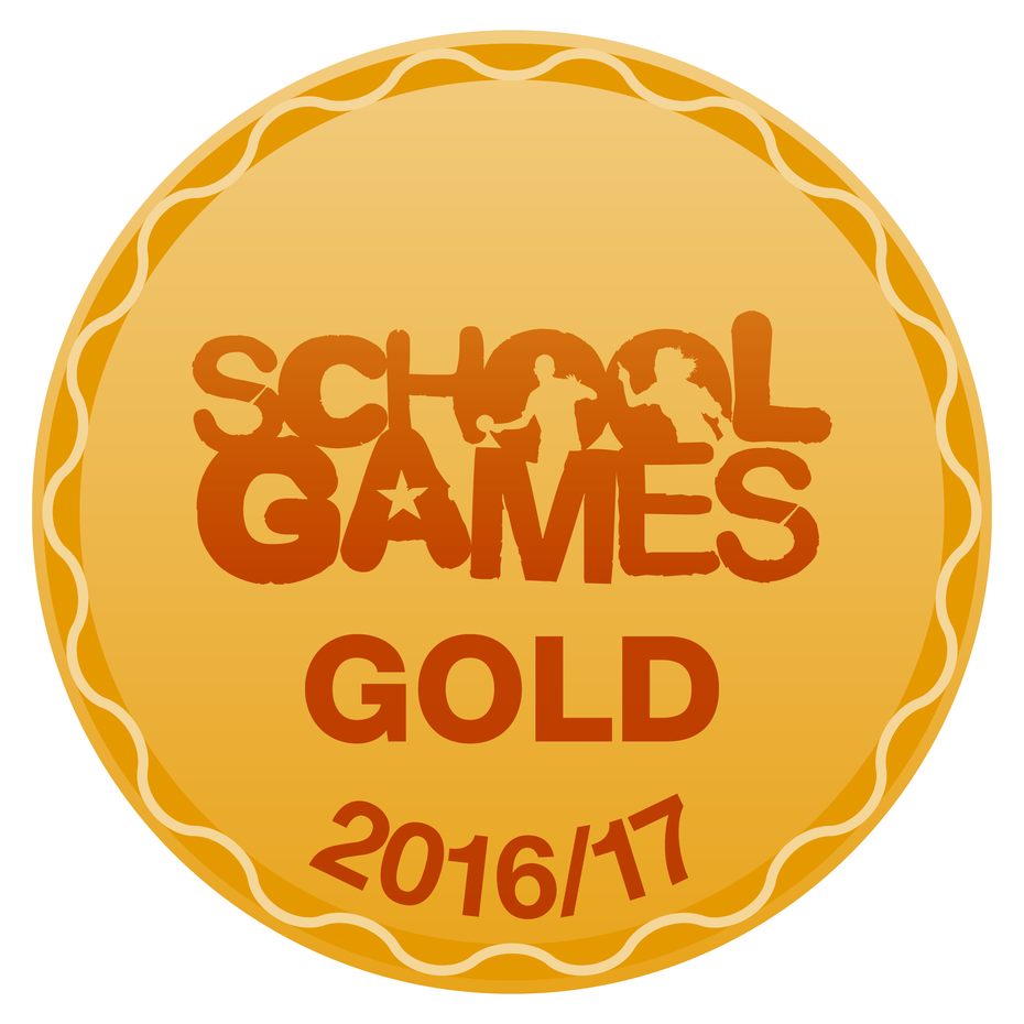 School Games Gold Mark 2016-17
