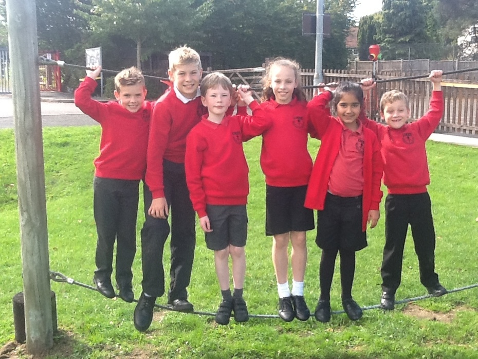 Some of our School Council - 2017/2018