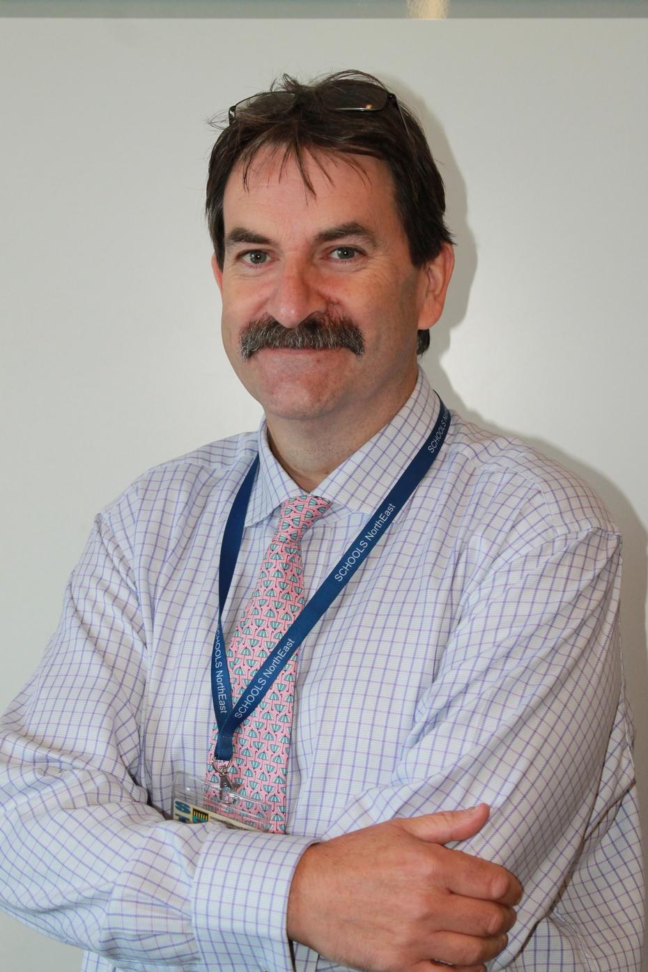 Mr Hulbert  Headteacher