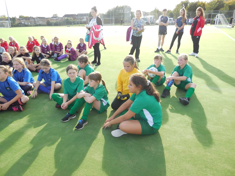 Flore Church Of England Primary School - Sports Blog