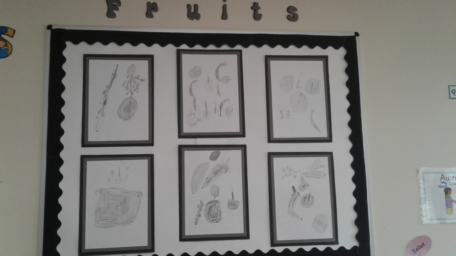 Class 2 Still life pictures