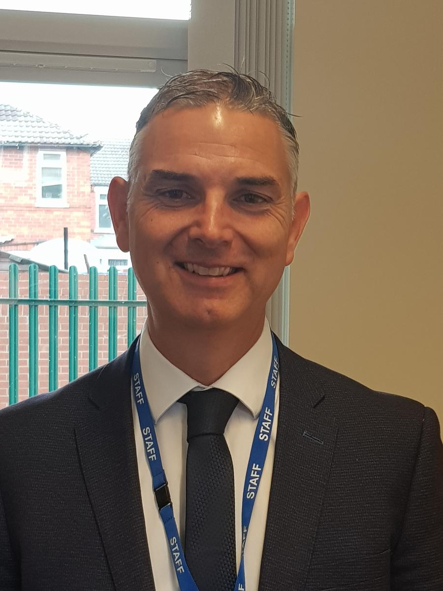 Mr J. O'Connor - Designated Safeguarding Lead