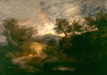 Gainsborough - Hilly Wooded Landscape.JPG