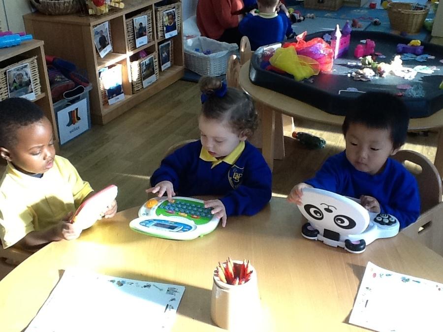 Blueberry Park Primary School Nursery 2 Year Olds