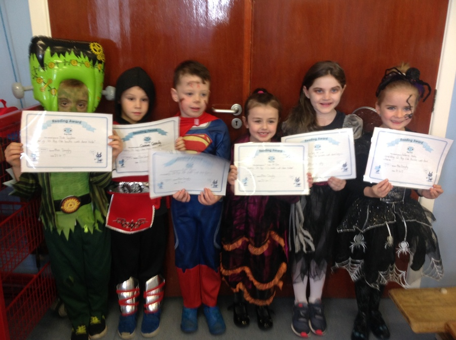 Jude, Cormac, Ryan, Eimhear, Lucy & Katherine