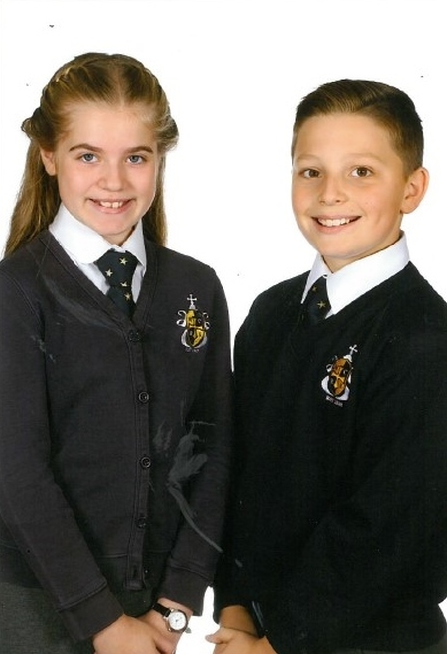 Tabitha and Jacob