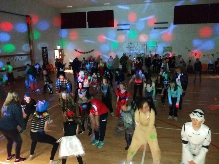 Halloween Youth Club Disco