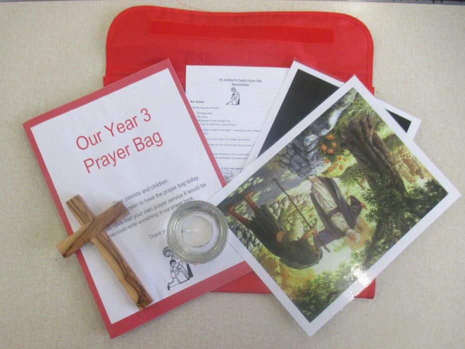 St Cuthbert's Rc Junior And Infant (nc) School - Prayer
