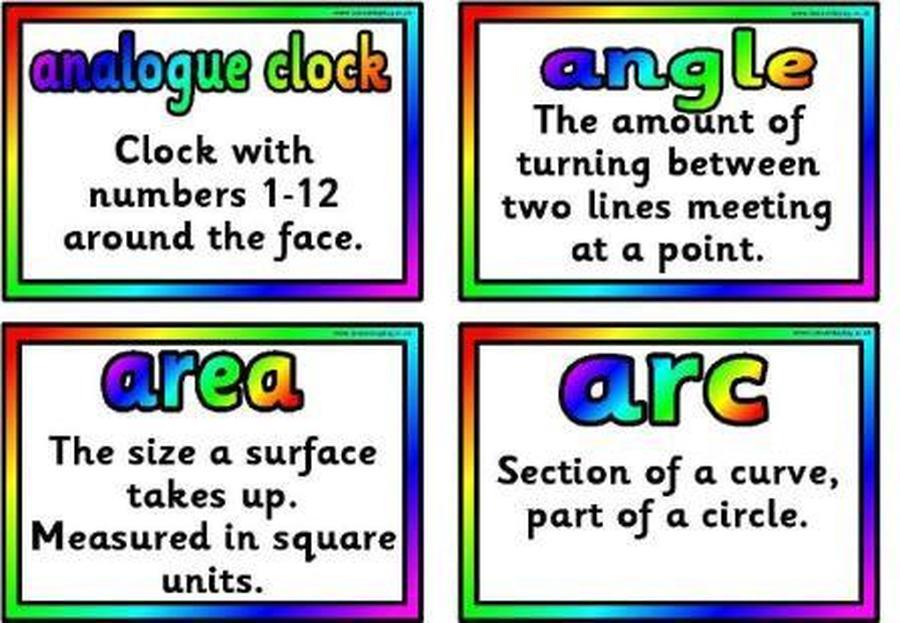 Acacias Community Primary School Maths Support