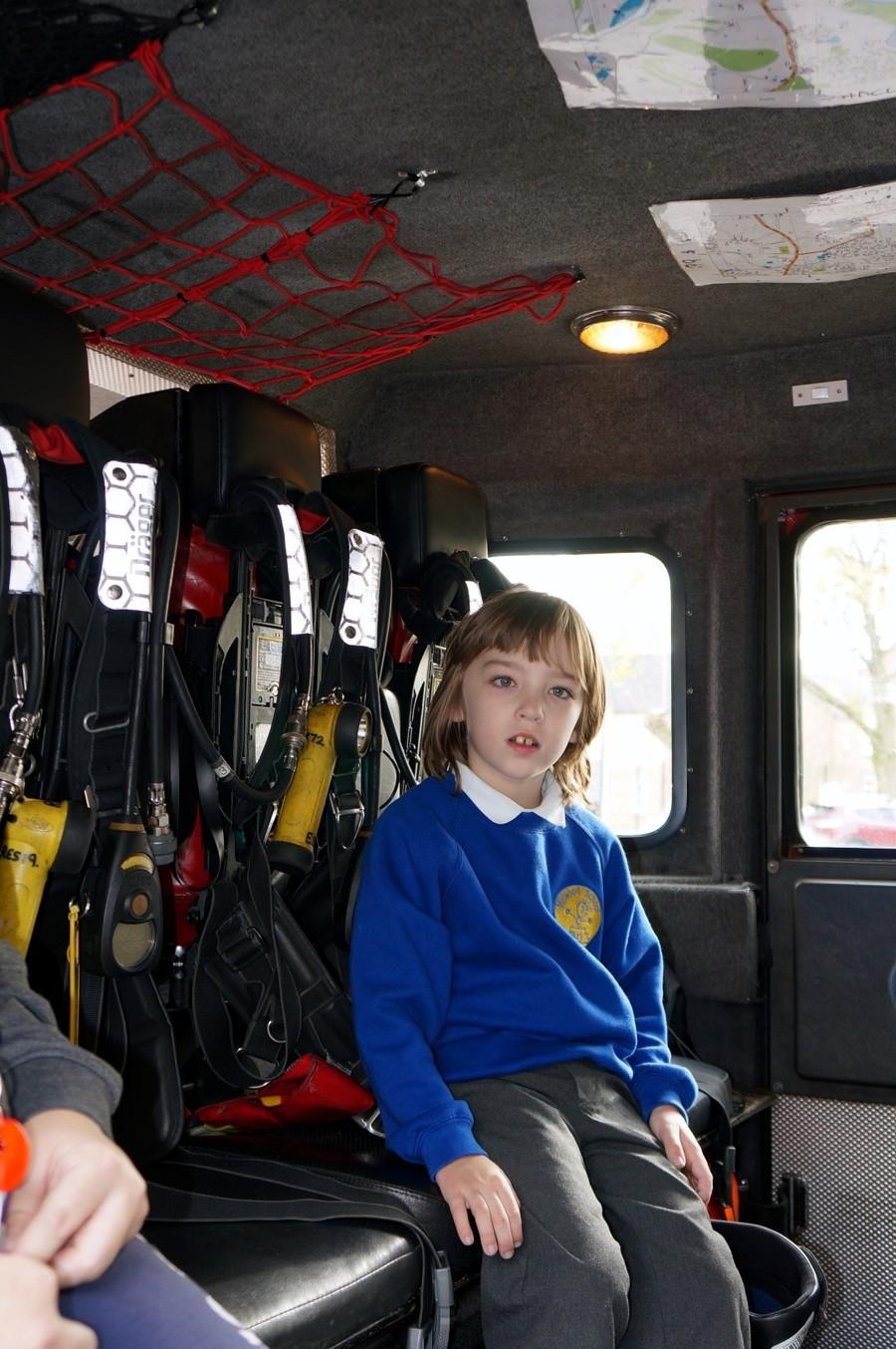 Fire Service Safety Talk