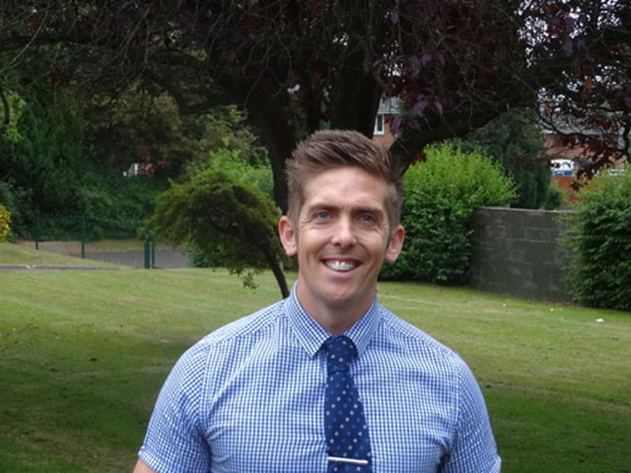 Mr Darren Campbell - Headteacher