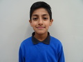 Treasurer<br>My job is to calculate and look<br>after the accounts and any money<br>the school council deals with.