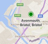Avonmouth on the map.PNG