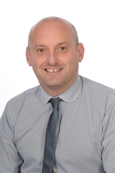 Nick Page Head Teacher